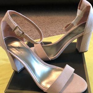 Worthington Women's Blush heels size 8M